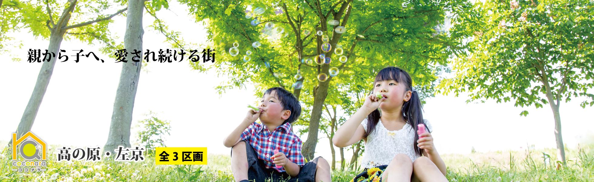 ココナラ高の原・左京 | 【公式】日本中央住販